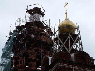 Троицкий храм при бывшем приюте Бахрушиных восстановят в этом году