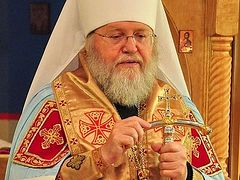 Push for Ukrainian autocephaly is a political attack—Met. Hilarion of ROCOR