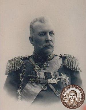 Николай Карлович фон Штрандман (1835 - 1900).