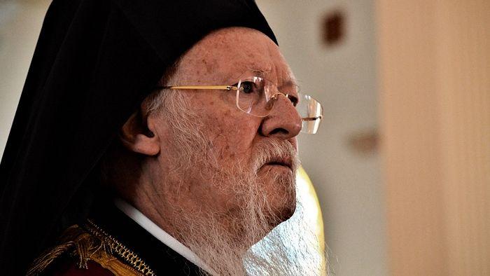 Варфоломей I (Патриарх Константинопольский). Фото: www.globallookpress.com