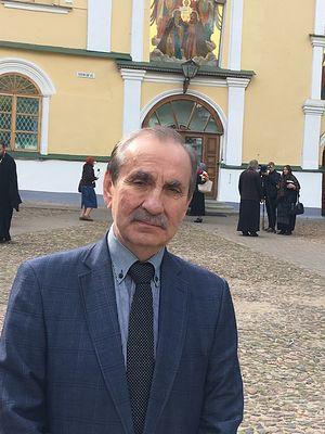 Юрий Анатольевич Демьяненко, ректор Псковского государственного университета