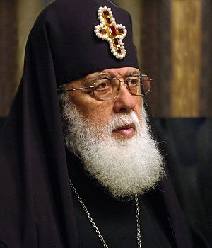 His Holiness Catholicos-Patriarch Ilia II of Georgia