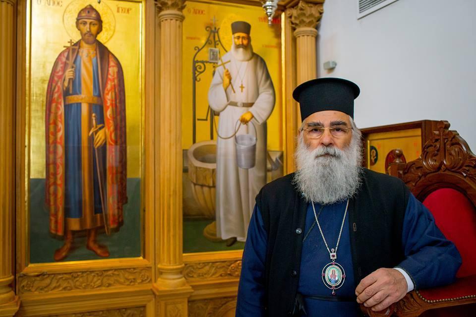 Иерарх Иерусалимской Церкви назвал митрополита Онуфрия единственным каноническим главой православных Украины