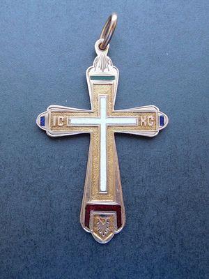 Фамильный крест моего рода