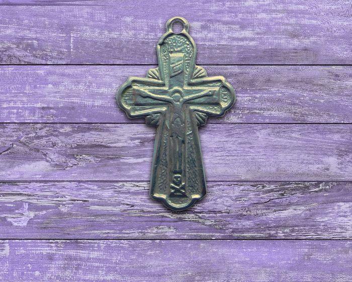Мой крещальный крестик