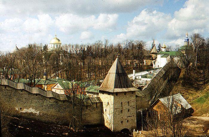 Pskov Caves Monastery