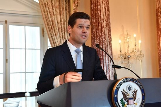 Wess Mitchell, assistant U.S. Secretary of State for Europe and Eurasia.