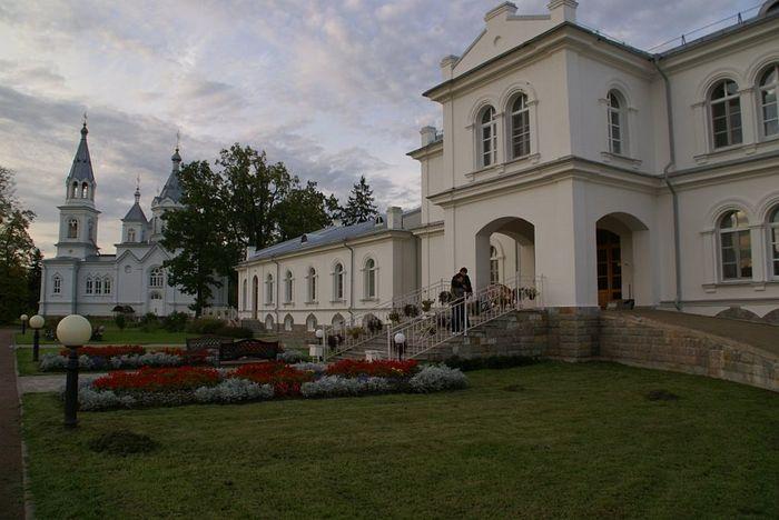 Пансион «Софийская усадьба» в Царском Селе