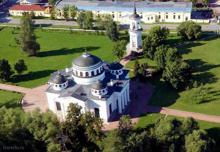 Софийский собор в Царском Селе
