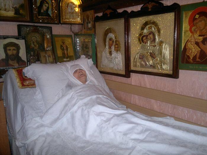 Матушка Феодосия