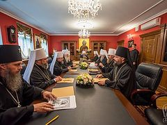 Ukrainian Holy Synod calls on Constantinople to stop interfering in its internal affairs