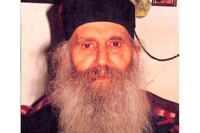 Преподобный Иаков Цаликис