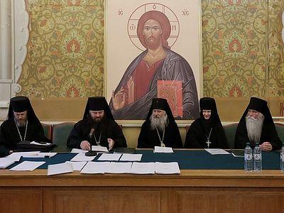 Меры по сохранению церковных памятников обсудили на очередном собрании наместников и игумений ставропигиальных монастырей