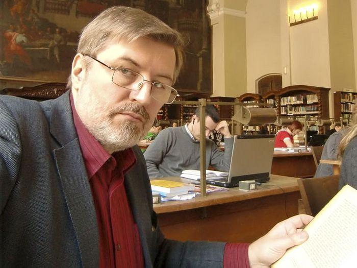 Константин Петрович Ковалёв-Случевский в Пражской национальной библиотеке