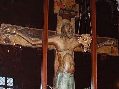 Логика Евангелия – логика Креста Христова