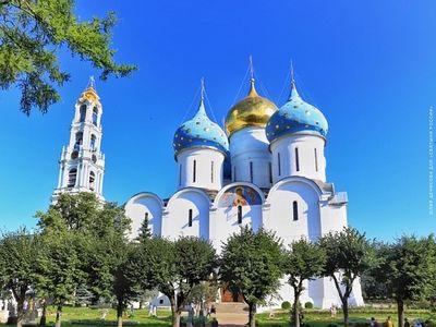 В пресс-центре ТАСС пройдет презентация федерального проекта «Святыни России»