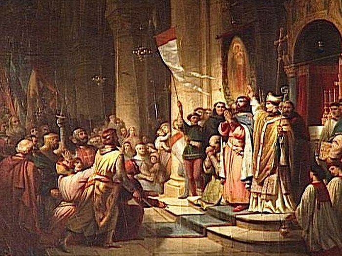 Провозглашение Флорентийской унии