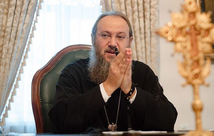 Фото: Личный архив митрополита Бориспольского и Броварского Антония