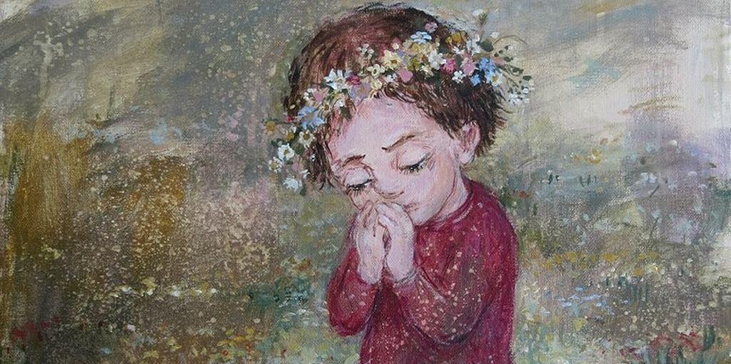 Анна Сапрыкина. «Отче наш» вместе с детьми: молитва как ритм жизни / Православие.Ru