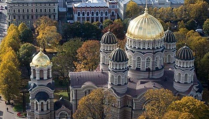 Nativity Cathedral in Riga. Photo: spzh.news