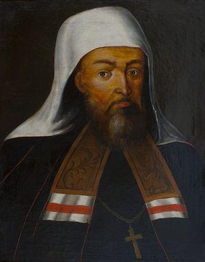 Митрополит Киевский и Галицкий Гедеон (Святополк-Четвертинский)