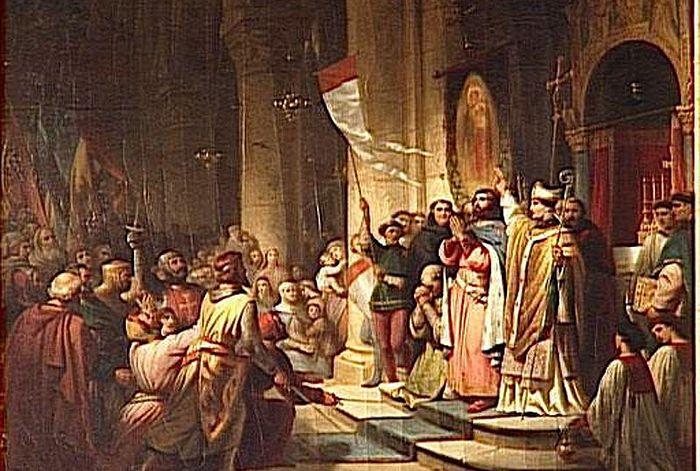 Проглашење Фирентинске уније
