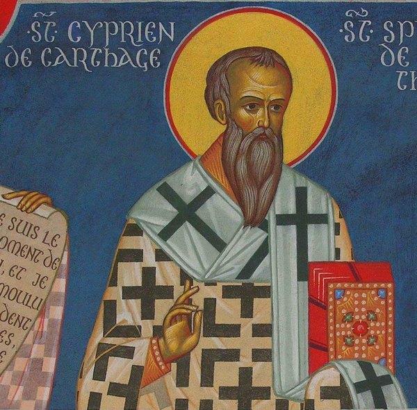 Карфагенский Собор 256 года и экклесиология святителя Киприана Карфагенского