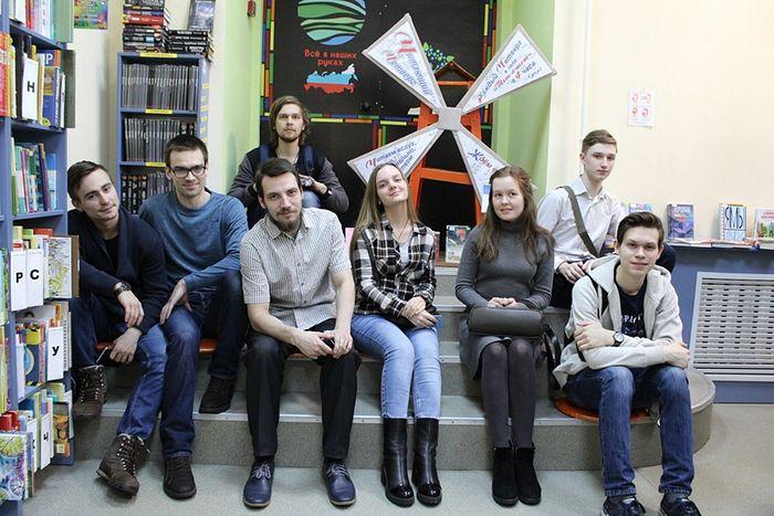 Активисты молодежного отдела Сыктывкарской епархии