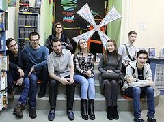 Будни молодежного отдела