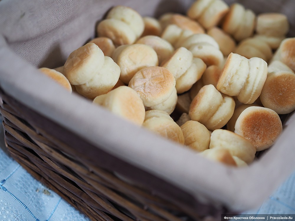 Остров Кий. Хлеб жизни