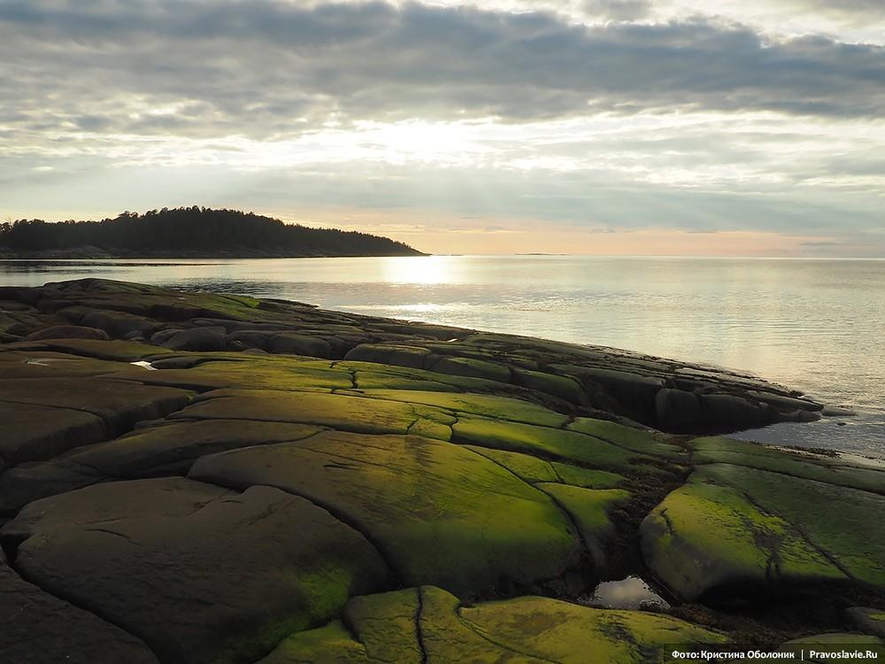 Остров Кий. Без фильтров
