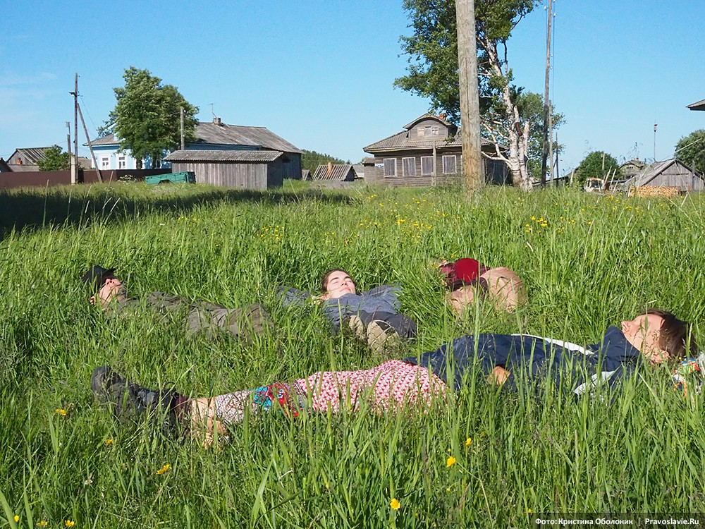 Ворзогоры. Трын-трава