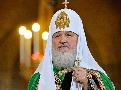 Патриарх Кирилл призвал предстоятелей Поместных Церквей к общеправославному обсуждению украинского вопроса / Православие.Ru