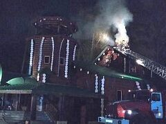Suspect arrested for arson at Royal Passion-Bearers Monastery