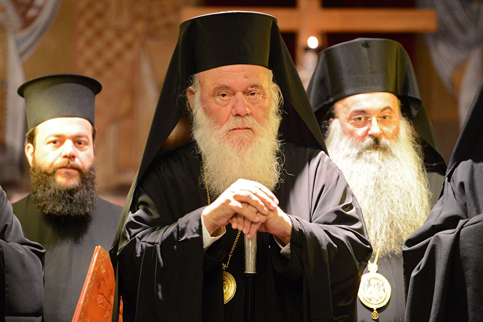 Greek Church concerned about Ukraine issue but declines to ...