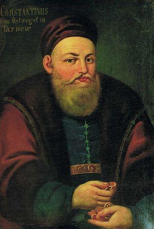 Prince Constantine Ostrogsky.