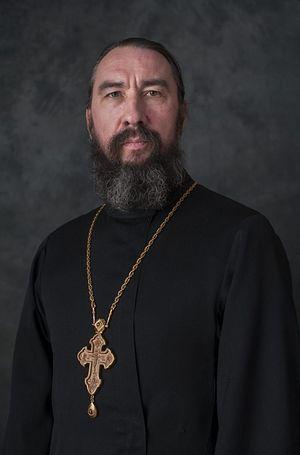 Протоиерей Георгий Климов