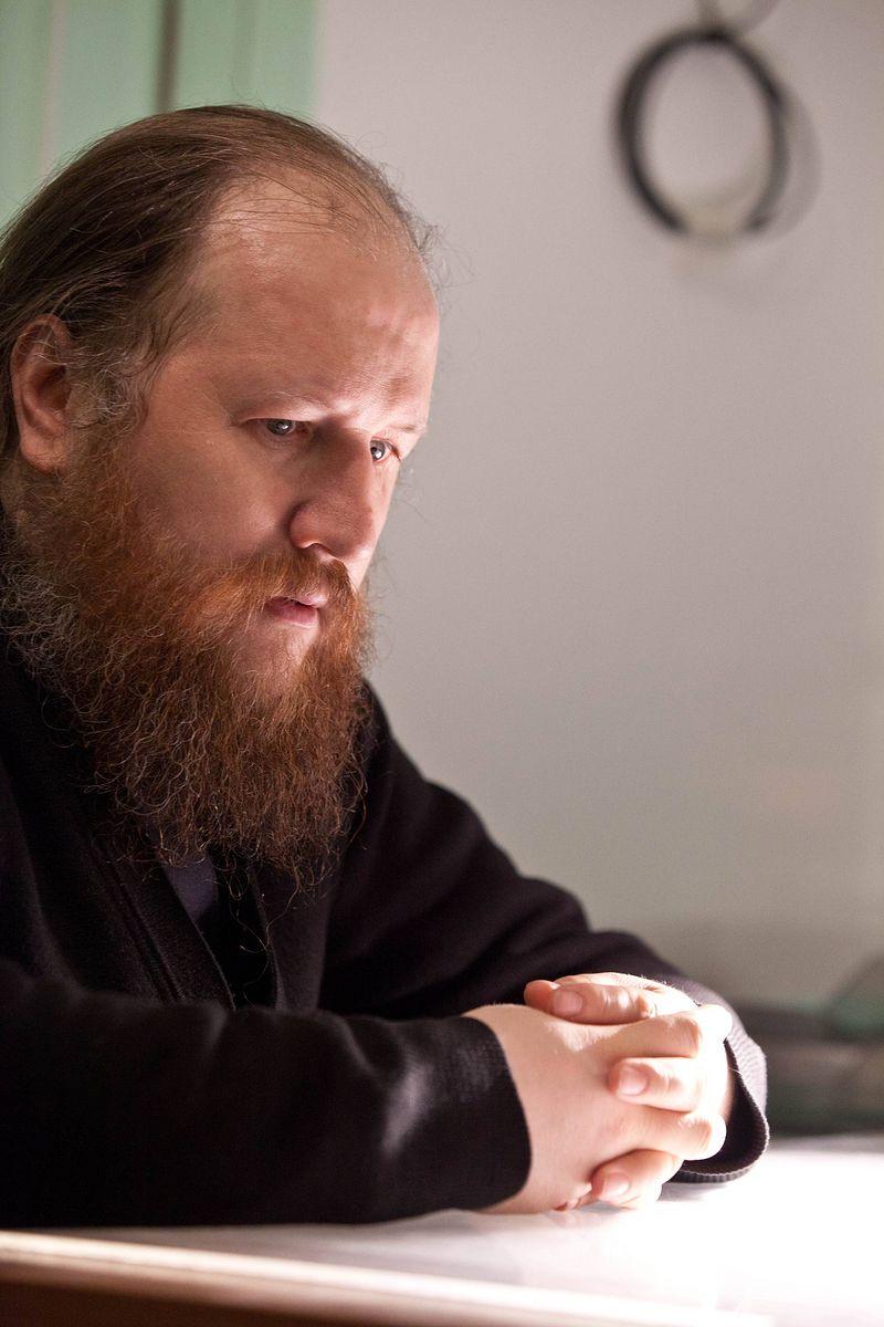 Архимандрит Павел (Кривоногов), благочинный Свято-Троицкой Сергиевой Лавры: