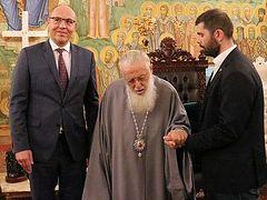 Georgian Church refutes false information coming from Ukrainian Parliamentary Chairman