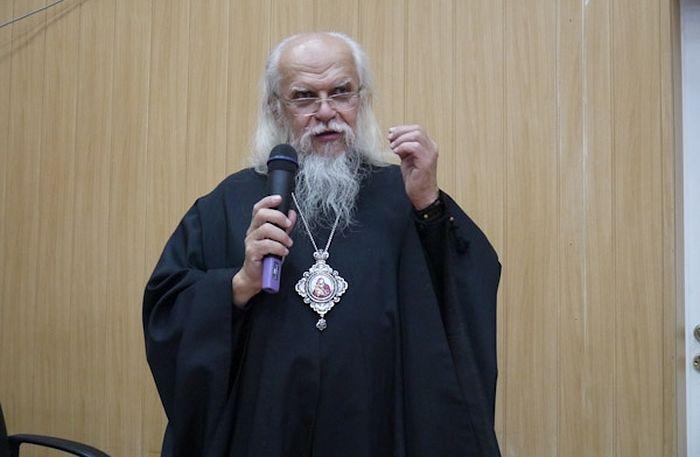 Вступительное слово епископа Орехово-Зуевского Пантелеимона