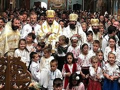 Feast of 200 ancient saints of Spain and Portugal celebrated for first time
