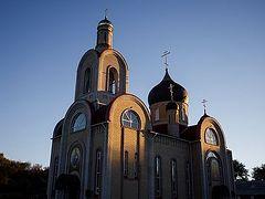 Church of Tsarevich Alexei consecrated in Kalmykia