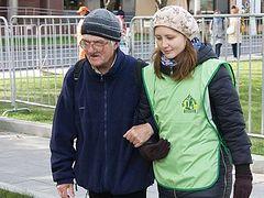 Мощи святителя Спиридона в Москве: взгляд волонтера