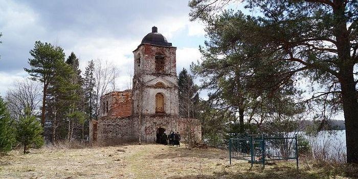 Иродионо-Илоезерская пустынь. Фото: monasterium.ru