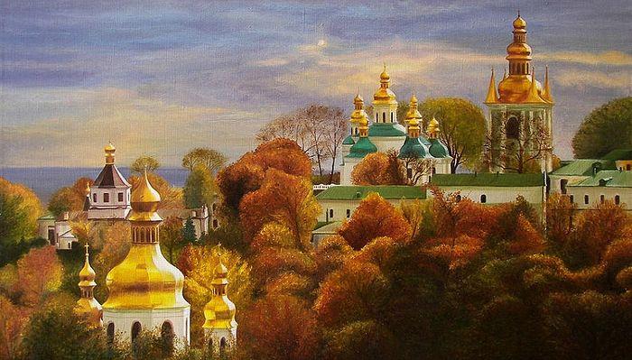 Kiev Caves Lavra. Photo: palomnik.lavra.ua