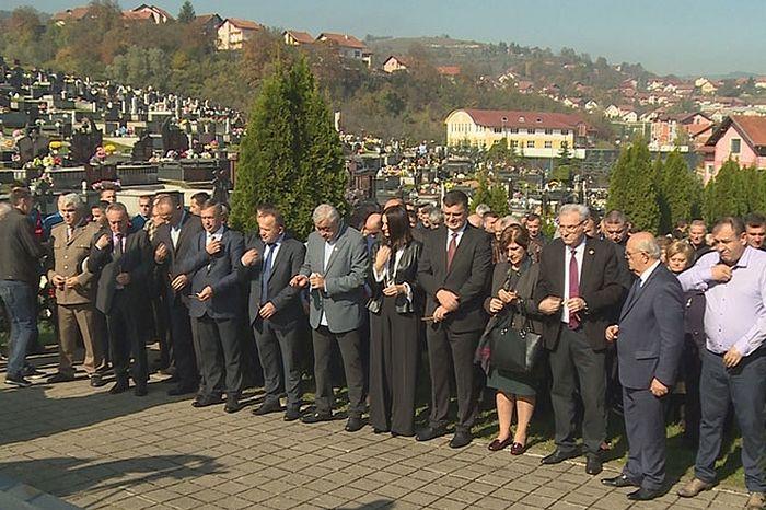 Мркоњић Град обиљежавање годишњице. Фото: РТРС