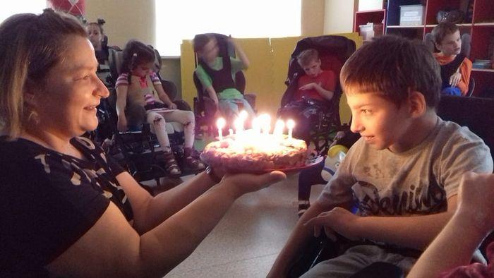 Подопечные проекта Дети.pro