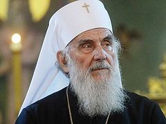 Patriarch Irinej of Serbia: autocephaly requires consent of all Churches