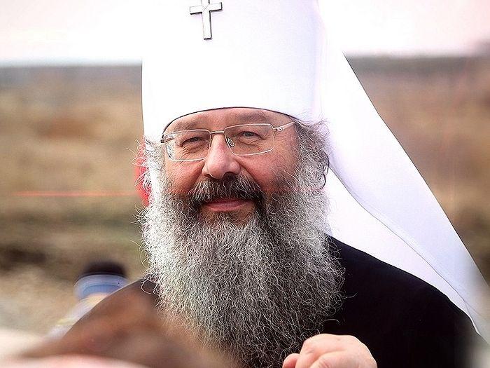 Митрополит Екатеринбургский и Верхотурский Кирилл (Наконечный)