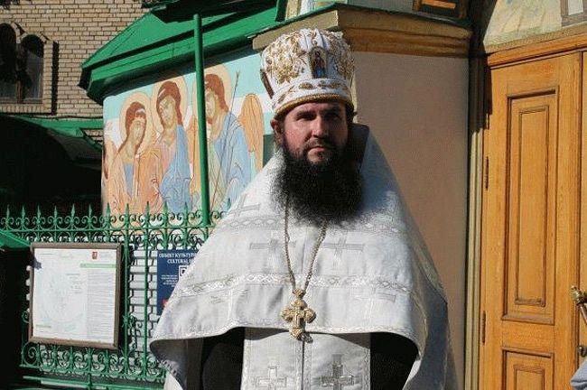 Archpriest Andrei Novikov